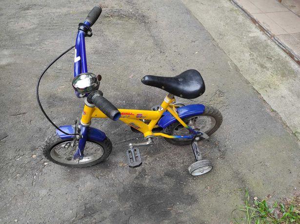 Oddam rowerek za ptasie mleczko