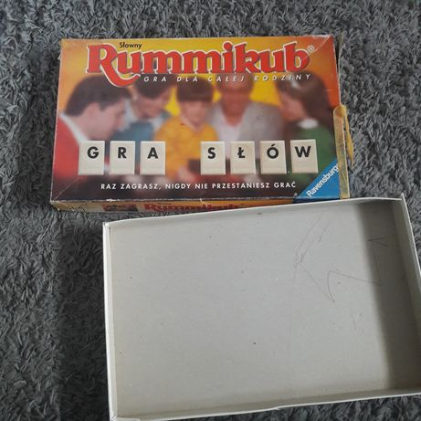 Słowny Rummikub