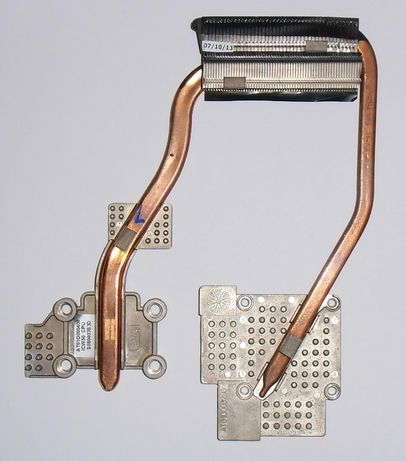 Система охлаждения Acer Aspire 5520 AT01O000400 ICW50 CPU