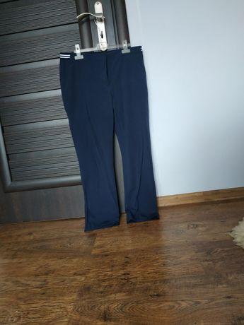 Spodnie markowe Gant r. 40 eleganckie spodnie slim, stan idealny