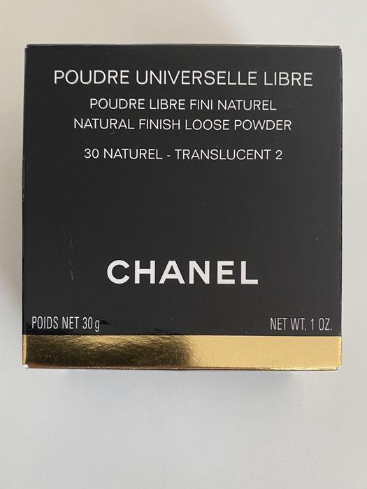 Puder sypki Chanel Transculent 2 Poudre Universelle nowy bez folii Warszawa - image 1