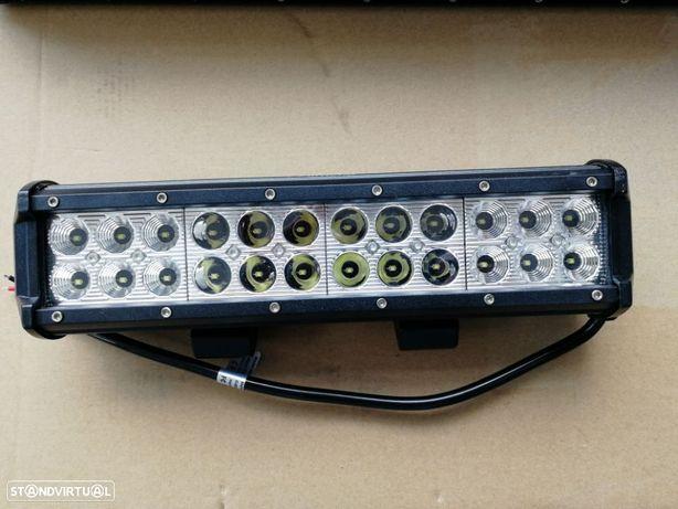 Barra Projector Led 72 Watt FHK-7224F-72W com 7200 Lumens