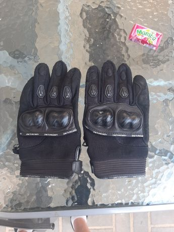 Rękawice na motor