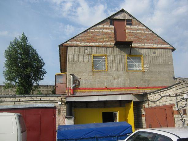 Капитальный гараж в Ровенской области в г. Вараш