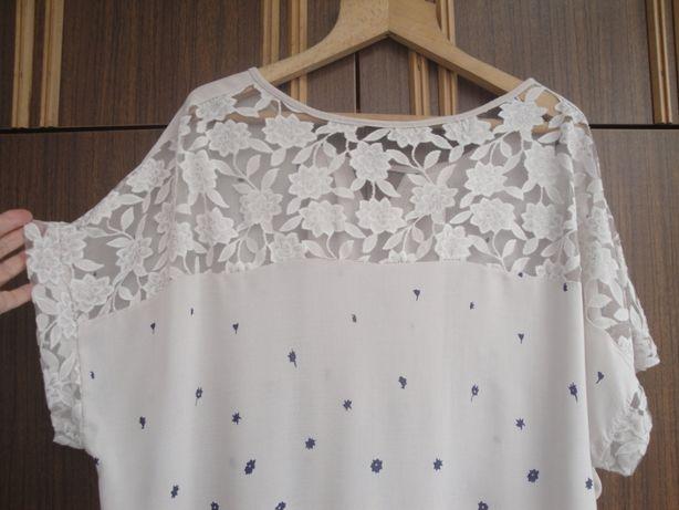 Освобождаю шкафы. Красивая блузка большого размера. Италия.