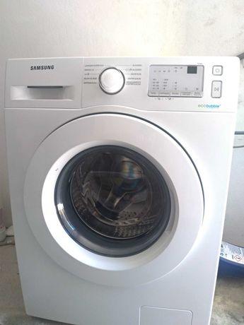 Maquina lavar roupa semi-nova