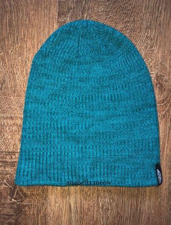 Turkusowa czapka zimowa Vans Mismoedig New Teal / Blue Amazon