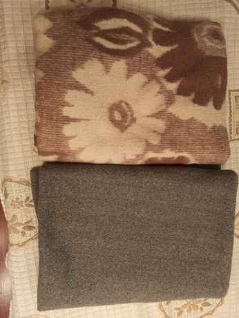 одеяло шерстяные