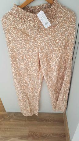 Nowe Spodnie z szeroką nogawką New Look rozmiar 36 kropki