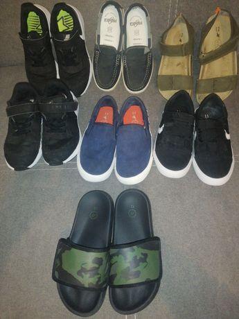 Мокасины, кеды next, H&M, polo, сандали adidas