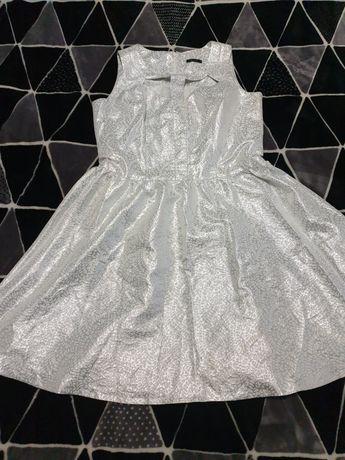 Piękna mieniaca sukienka Mohito