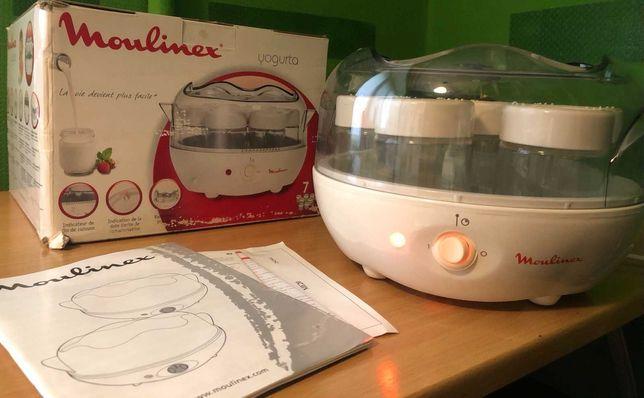Йогуртница Moulinex модель DJC 141