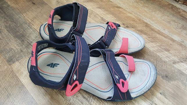 Sandały sandałki 4f 38