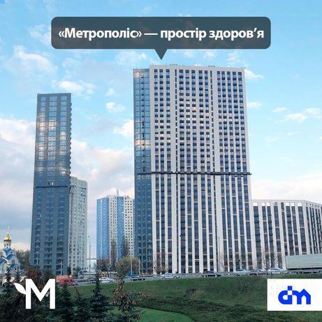 ЖК Metropolis 2к квартира Дом 2 СДАН Ипподром ВДНХ Глушкова