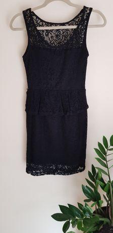 Czarna sukienka - Mohito