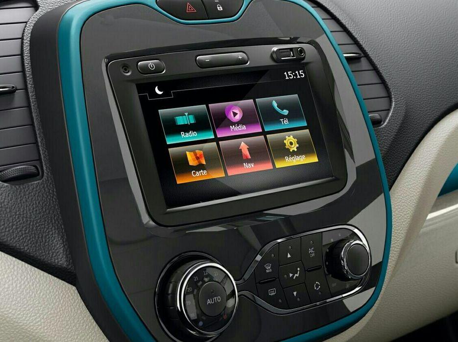 Карты Рено Media nav Logan Duster Captur Trafic Vivaro Dacia Clio iv Ивано-Франковск - изображение 1