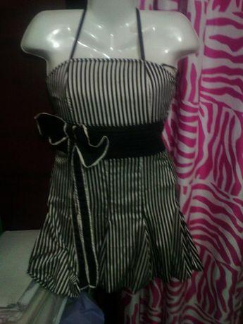 Коктейльное платье-бандо для девочки подростка 13 ЛЕТ