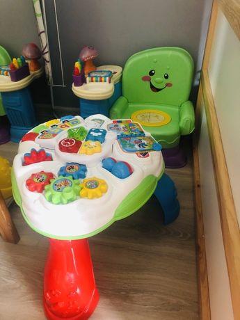 Zabawki w komplecie