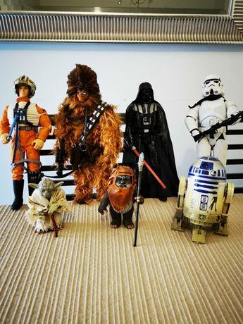 Figuras diversas Star Wars