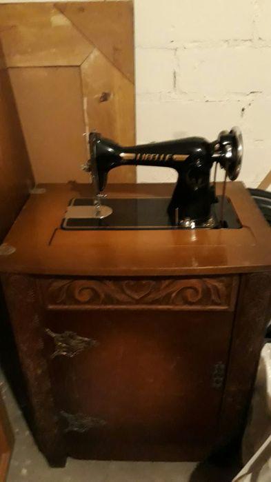 Stara maszyna do szycia Bytów - image 1