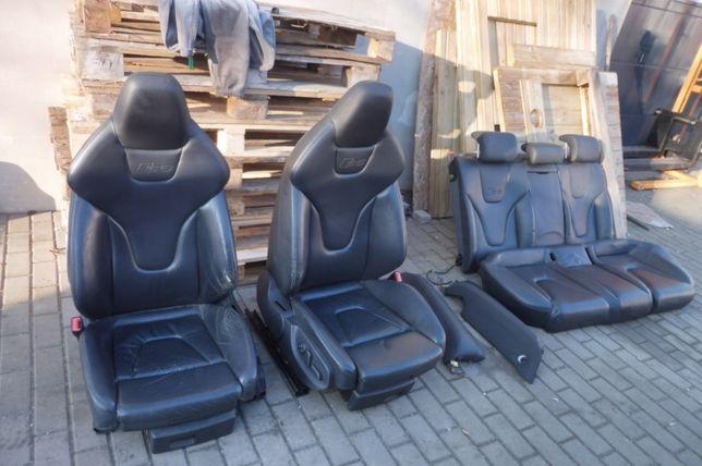 Fotele Kanpa Audi s6 c6 kombi komplet europa