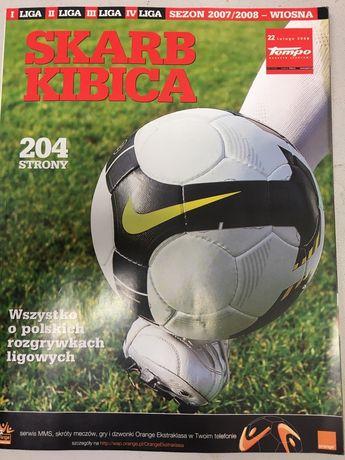 Skarb kibica sezon 2007/2008-wiosna