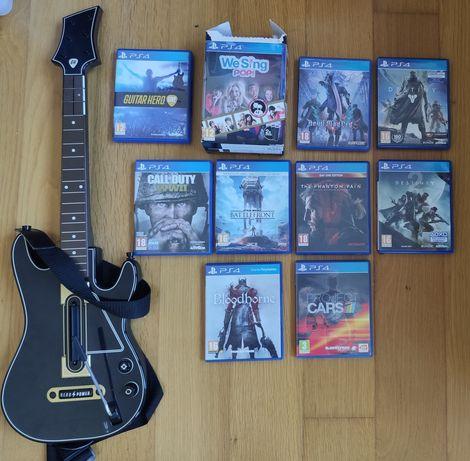 Jogos PS4 (desde 10€)