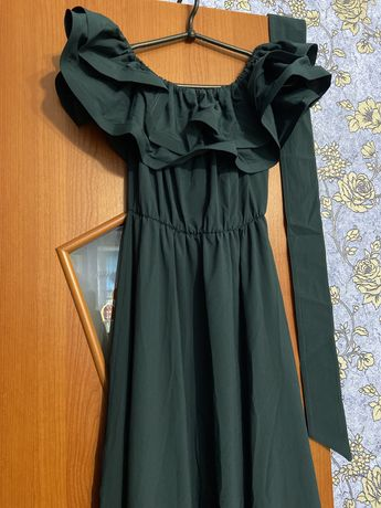 Вечернее Платье в пол 42-46р