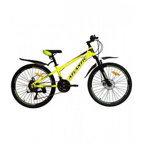 """Велосипед Atlantic 24"""" Fusion NS рама XXS Red (2021)"""