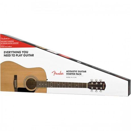 Pack Guitarra Acústica Fender FA-115 V2
