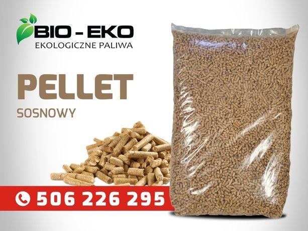 Pellet Pelet Hurt Detal 6mm drzewny BioEko 15 kg transport GRATIS