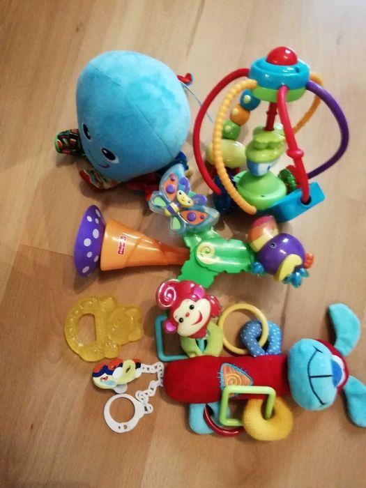 Zabawki dla niemowlaka do nauki raczkowania,  na przyssawkę Łomża - image 1