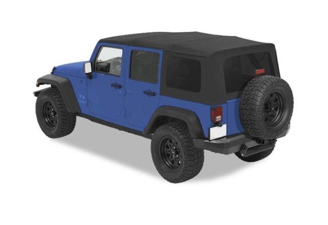 Capota Jeep Wrangler JK (4 Portas) Artigo Novo