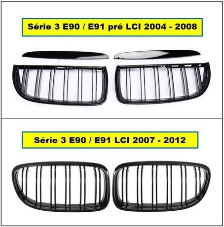 Grelhas Dupla Grade BMW E39/81/82/87/88/60/61/F10/11/20/21/30/31/32/33