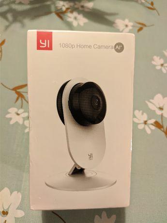 Xiaomi IP-камера Yi Home Camera 1080p Глобальная версия Видео няня