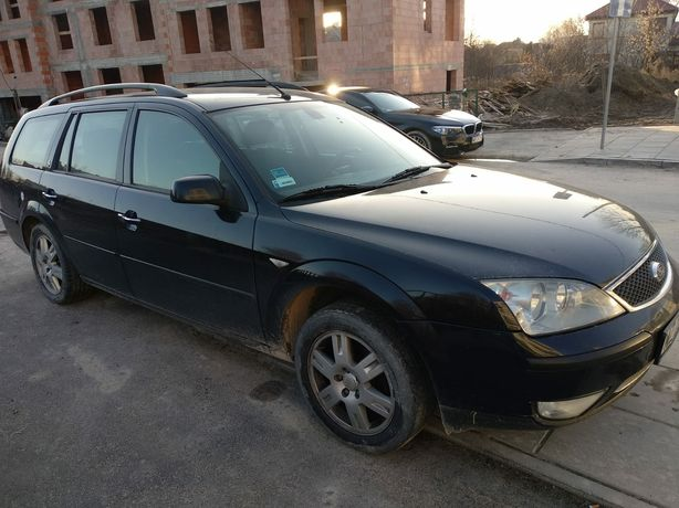 Ford Mondeo 2005 r. 2.0 tdci