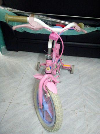 Vendo bicicleta de menina da Barbie