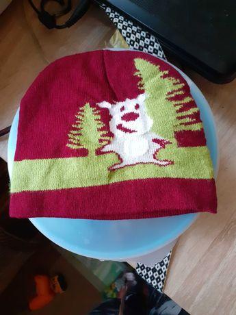 Шапка осенняя демисезонная 44 46 рр шапочка