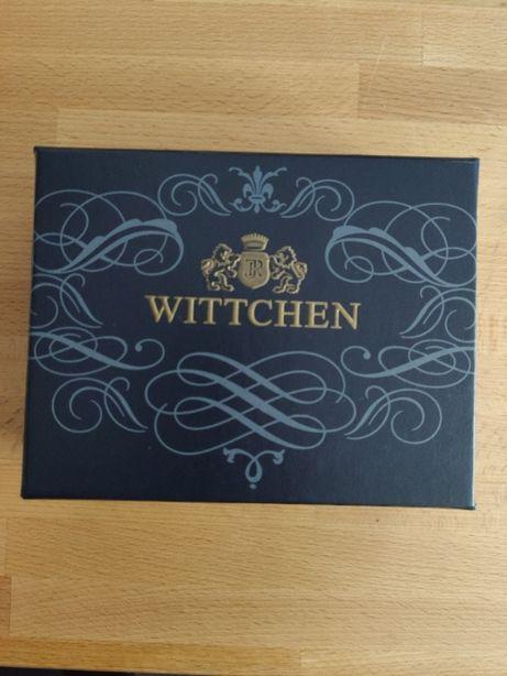 Nowy Portfel Wittchen, czarny, skórzany