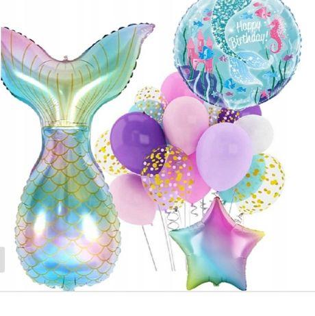 Balony z helem, napełnianie 7 dni w tygodniu