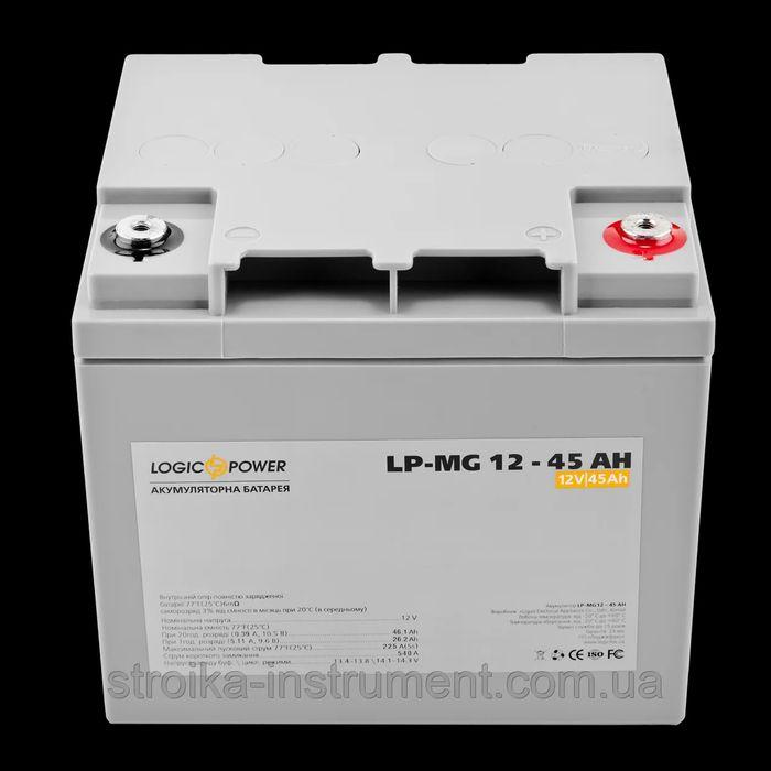Аккумулятор мультигелевый AGM LP-MG 12 - 45 AH SILVER Днепр - изображение 1