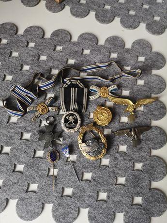 Niemieckie odznaczenia, medale, wpinki
