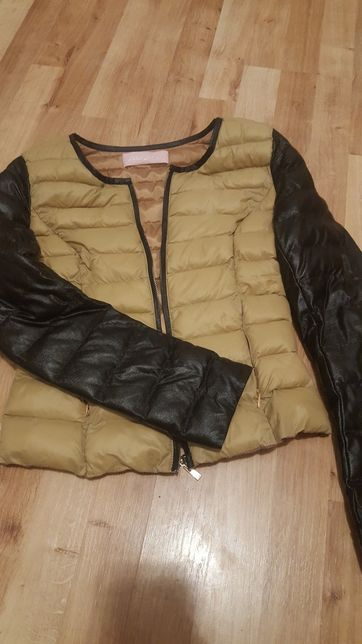 Pikowana kurtka s