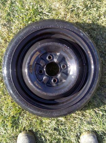 Koło dojazdowe Bridgestone 105/70 r 14