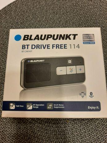 BLAUPUNKT BT DRIVE FREE 114 zestaw głośnomówiący nowy