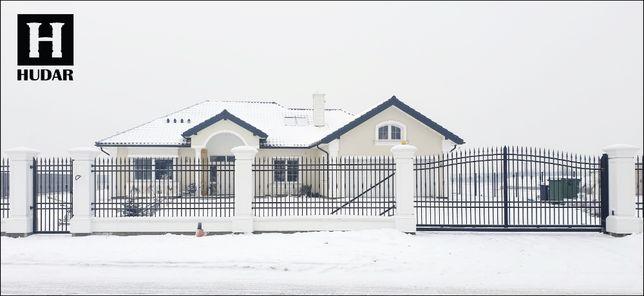 Słupy słupki pałacowe dworkowe ogrodzenia stylowe dla Willa Parkowa