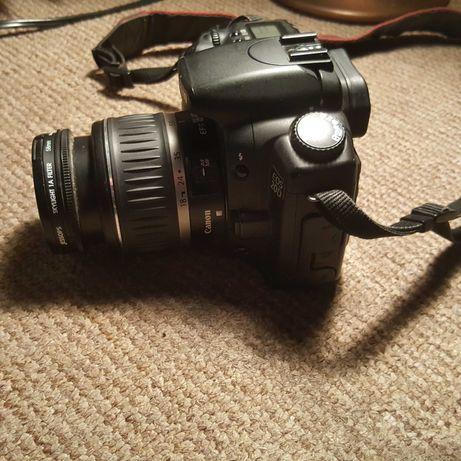Aparat Canon EOS20D