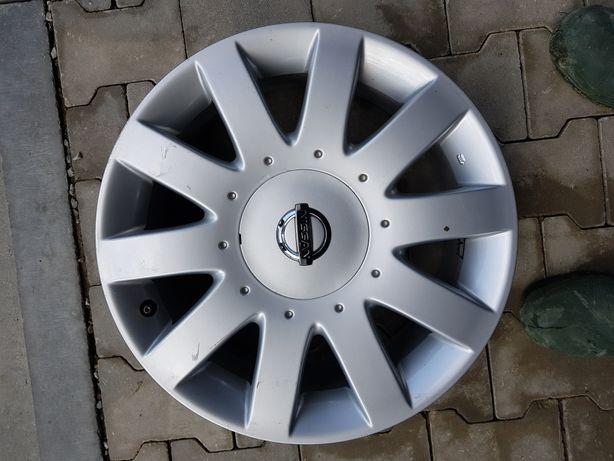 Felgi aluminiowe 17 Nissan