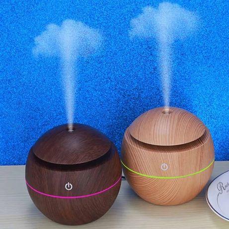 Увлажнитель воздуха Woody Освежитель, очиститель с LED подсветкой