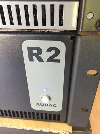 Audac R2 controlador 8 zonas